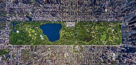 Panorama Central Park te NY 2016 (puzzel 3000 stuks)