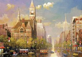New York afternoon 2016 (6000 stuks)