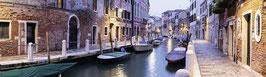 Foto van Venetië bij nacht  panorama (puzzel 2000 stuks)