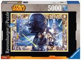 Star wars xxl affiche 2016  (puzzel 5000 stuks)