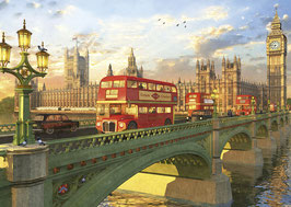 Westminsterbrug London  2016 (puzzel 2000 stuks)