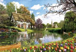 Boshuisje in de lente 2016 (6000 stuks)