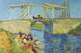 Brug van Langlois Van Gogh  (puzzel 3000 stuks)