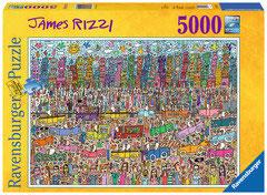 Rizzi City cartoon (5000 stuks)