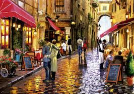 Café street Paris 2016(puzzel 8000 stuks)