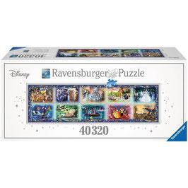 Disney Moments - 40320 stukken - DE GROOTSTE PUZZEL TER WERELD !