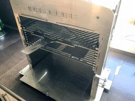 BBQ CUBE Bausatz ohne Holzkohle und/oder Brenner