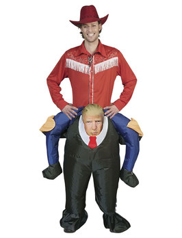 Inflatable Trump