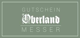 """Wertgutschein 590,- EUR (entspricht Intensivkurs """"Damastmesser schmieden"""")"""
