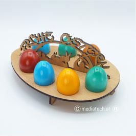 Ostereierständer für 7 Eier