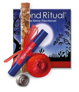 "Mond Ritual ""Romantik"" - Das kleine Räucherset"