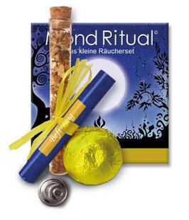 """Mond Ritual """"Befreiung"""" - Das kleine Räucherset"""