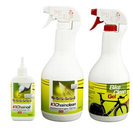 Bike-Pflege Komplettset (3 Produkte)