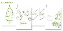 Set 1 Kerst
