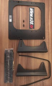 Sitzkonsole e30 inkl Laufschienen und L Adapter