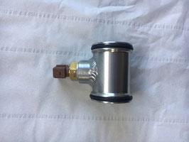 Kühler Zwischenstück mit einpoligen  Sensor (Bauteil für e46 m3 Motor im e30 (S54) Wassertemperaturanzeige