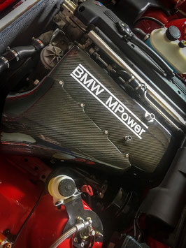 CSL Style Airbox e30 S54 Carbon