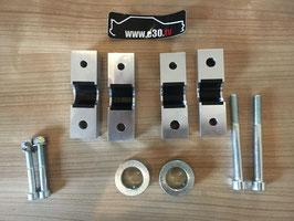 e30 Stabihalter für H&R Stabis 22mm mit Delrin Einsatz Motorsportteile ²
