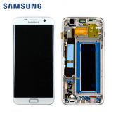 Service remplacement Ecran LCD Galaxy S7 edge Service Pack