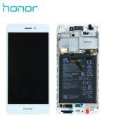Service réparation vitre tactile + écran LCD Huawei Honor 6C Service Pack (Ecran;Batterie,Chassis)
