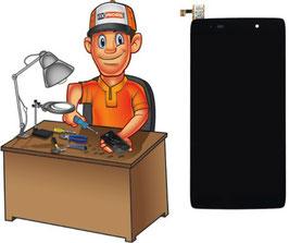 Service réparation écran complet Alcatel Idol 4 OT6055