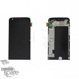 Service remplacement écran complet + LCD LG Optimus G5 H850 (NON OFFICIEL,QTES LIMITES)