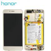 Service réparation vitre tactile + écran LCD Huawei Honor 8 Service Pack Ecran/Batterie/Chassis