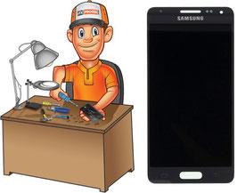 Service remplacement Ecran LCD Galaxy ALPHA ORIGINAL ( Promotion valable jusqu'au 31/07/2017 à Lyon et en ligne )