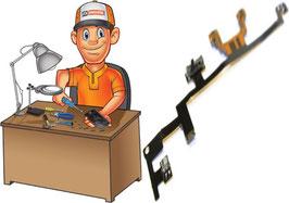 Service réparation Nappe des boutons Volume, ON/OFF et vibreur