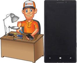 Service remplacement écran LCD + vitre tactile NOKIA LUMIA 950
