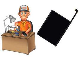 Service remplacement Vitre tactile + Écran LCD iPad 4