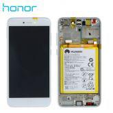 Service réparation vitre tactile + écran LCD Huawei Honor 8 Lite Service Pack