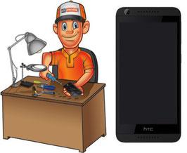 Service Réparation HTC Desire 626