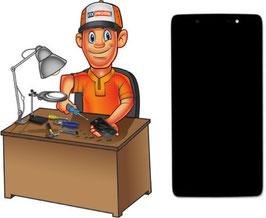 Service réparation écran complet Alcatel Pop 4s OT5095