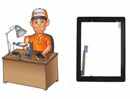 Service remplacement vitre Tactile iPad 3