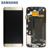 Service remplacement Ecran LCD Galaxy S6 edge Service Pack