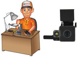 Service réparation caméra arrière iPhone 4