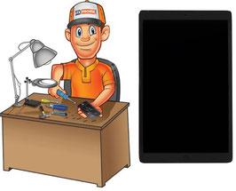"""Service réparation vitre tactile + écran LCD Complet iPad Pro 12,9"""""""