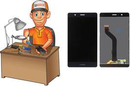 Service Remplacement Vitre Tactile + Ecran LCD Huawei P9