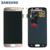 Service remplacement Ecran LCD Galaxy S7 ORIGINAL