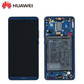 Service remplacement Ecran complet Huawei Mate 10 PRO Service Pack (Ecran,Batterie,Chassis)
