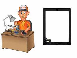 Service remplacement vitre Tactile iPad 2