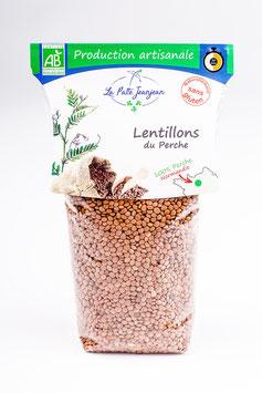 Lentillons du Perche en 500gr Bio en VRAC