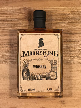 Moonshine Whiskey 46% vol - 2015-2020
