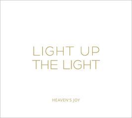 Light Up The Light - Pre-Order | CD