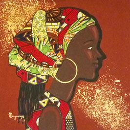 African Woman 2