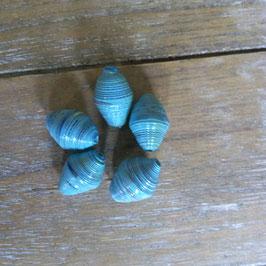 Girls from Burundi (rond groot) / prijs per 5 stuks in dezelfde kleur