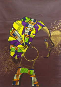 African Woman 5