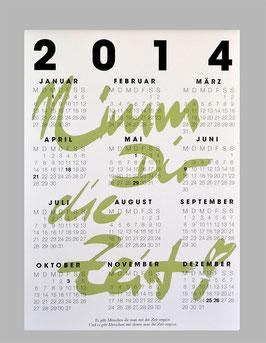 Kalender 2014 von Formart