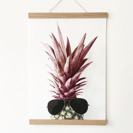 "Artprint ""cool Ananas"""